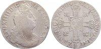 Écu au 8 L 1 1704  D Frankreich Ludwig XIV. 1643-1715. fast sehr schön ... 120,00 EUR  zzgl. 3,50 EUR Versand