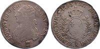 Écu aux branches d´olivier 17 1783  K Frankreich Ludwig XVI. 1774-1793.... 75,00 EUR  zzgl. 3,50 EUR Versand