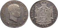 5 Lire 1808  M Italien-Königreich (unter Napoleon) Napoleon I. 1804-181... 675,00 EUR kostenloser Versand