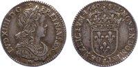 1/12 Ècu au buste juvénile 16 1660  I Frankreich Ludwig XIV. 1643-1715.... 110,00 EUR  zzgl. 3,50 EUR Versand