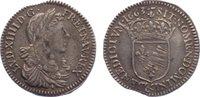 1/12 Ècu au buste juvénile 16 1663 Frankreich Ludwig XIV. 1643-1715. kl... 50,00 EUR  zzgl. 3,50 EUR Versand