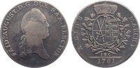 Taler 1781 Sachsen-Albertinische Linie Friedrich August III. 1763-1806.... 90,00 EUR  zzgl. 3,50 EUR Versand