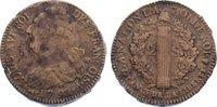Cu 2 Sols 1791  A Frankreich Ludwig XVI. 1774-1793. Randfehler, fast se... 40,00 EUR  zzgl. 3,50 EUR Versand