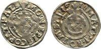 1/24 Taler 1618 Halberstadt, Domkapitel  l. Prägeschwäche, sehr schön -... 30,00 EUR  zzgl. 3,50 EUR Versand