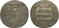 1/12 Taler 1711 Brandenburg-Bayreuth Christian Ernst 1655-1712. sehr sc... 55,00 EUR  zzgl. 3,50 EUR Versand