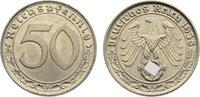 50 Reichspfennig 1938  A Drittes Reich Kursmünzen 1933-1945. vorzüglich... 35,00 EUR  zzgl. 3,50 EUR Versand