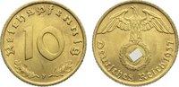 10 Reichspfennig 1937  F Drittes Reich Kursmünzen 1933-1945. kl. Kratze... 15,00 EUR  zzgl. 1,00 EUR Versand