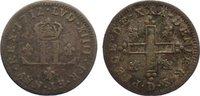 30 Deniers aux 2L couronnés 1 1712  D Frankreich Ludwig XIV. 1643-1715.... 135,00 EUR  zzgl. 3,50 EUR Versand