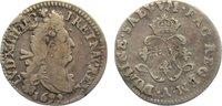 4 Sols aux 2 L 1692  A Frankreich Ludwig XIV. 1643-1715. fast sehr schön  35,00 EUR  zzgl. 3,50 EUR Versand