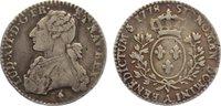 1/10 Écu 1 1778  A Frankreich Ludwig XVI. 1774-1793. fast sehr schön  30,00 EUR  zzgl. 3,50 EUR Versand