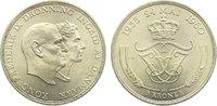 5 Kronen 1960  CS Dänemark Frederik IX. 1947-1972. vorzüglich-Stempelgl... 20,00 EUR  zzgl. 3,50 EUR Versand