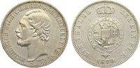 Taler 1870  A Mecklenburg-Strelitz Friedrich Wilhelm 1860-1904. sehr sc... 150,00 EUR  zzgl. 3,50 EUR Versand