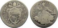 Quinto di Scudo (1/5 Scudo) 1796 Italien-Kirchenstaat Pius VI. (Giovann... 35,00 EUR  zzgl. 3,50 EUR Versand
