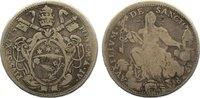 Mezzo Scudo (1/2 Scudo) 1778 Italien-Kirchenstaat Pius VI. (Giovanni An... 40,00 EUR  zzgl. 3,50 EUR Versand