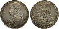 Scudo 1825 Italien-Kirchenstaat Leo XII. 1823-1829. sehr schön +  325,00 EUR  zzgl. 3,50 EUR Versand
