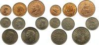 6 Pence 1949 Großbritannien George VI. 1936-1952. vorzüglich - prägefri... 45,00 EUR  zzgl. 3,50 EUR Versand