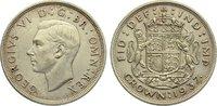Crown 1937 Großbritannien George VI. 1936-1952. sehr schön +  25,00 EUR  zzgl. 3,50 EUR Versand