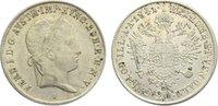 20 Kreuzer 1841  A Haus Habsburg Ferdinand I. 1835-1848. justiert, fast... 15,00 EUR  zzgl. 1,00 EUR Versand