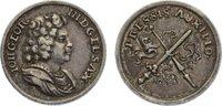 Silberne Miniaturmedaille ohne Jahr (Omeis). Brust 1680-1691 Sachsen-Al... 45,00 EUR  zzgl. 3,50 EUR Versand
