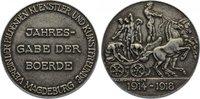 medaille 1918 Magdeburg, Stadt  vorzüglich  225,00 EUR  +  4,50 EUR shipping