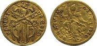 Mezzo Zecchine 1740 Italien-Kirchenstaat Benedict XIV. 1740-1758. Gold,... 275,00 EUR  zzgl. 3,50 EUR Versand