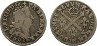 5 Sols aux insignes 1703  BB Frankreich Ludwig XIV. 1643-1715. fast seh... 35,00 EUR  zzgl. 3,50 EUR Versand