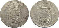 2/3 Taler 1690 Brandenburg-Preußen Friedrich III. 1688-1701. Prägeschwä... 95,00 EUR  zzgl. 3,50 EUR Versand