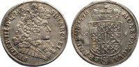 2/3 Taler 1690 Brandenburg-Preußen Friedrich III. 1688-1701. fast vorzü... 195,00 EUR  zzgl. 3,50 EUR Versand