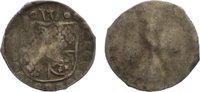 Schüsselpfennig  1582-1601 Mainz, Erzbistum Wolfgang von Dalberg 1582-1... 35,00 EUR  zzgl. 3,50 EUR Versand