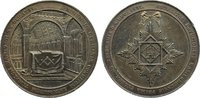 Silbermedaille 1837 Freimaurer Hamburg kl. Randfehler, kl. Kratzer, seh... 115,00 EUR  zzgl. 3,50 EUR Versand