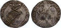 Guilio 1503-1513 Italien-Kirchenstaat Julius II. 1503-1513. leicht gewe... 325,00 EUR  zzgl. 3,50 EUR Versand