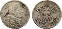 1/12 Scudo 1693 Italien-Kirchenstaat Innocent XII. (A.Pignatelli) 1691-... 295,00 EUR  zzgl. 3,50 EUR Versand