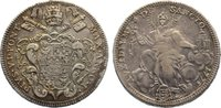 Mezzo Scudo 1775 Italien-Kirchenstaat Pius VI. (Giovanni Angelo Braschi... 135,00 EUR  zzgl. 3,50 EUR Versand