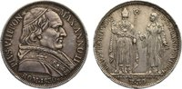 Testone (30 Baiocchi) 1830 Italien-Kirchenstaat Pius VIII. 1829-1830. k... 185,00 EUR  zzgl. 3,50 EUR Versand