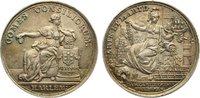 Silbermedaille  Niederlande-Haarlem, Stadt  fast vorzüglich  100,00 EUR  zzgl. 3,50 EUR Versand