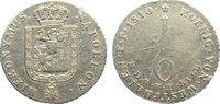 1/6 Taler 1810 Westfalen, Königreich Hieronymus Napoleon 1807-1813. lei... 50,00 EUR  zzgl. 3,50 EUR Versand