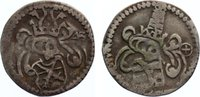 Dreier 1545 Sachsen-Kurfürstentum Johann Friedrich und Moritz 1541-1547... 30,00 EUR  zzgl. 3,50 EUR Versand