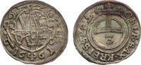 Dreier 1661  CR Sachsen-Albertinische Linie Johann Georg II. 1656-1680.... 30,00 EUR  zzgl. 3,50 EUR Versand