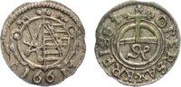 Pfennig 1661  CR Sachsen-Albertinische Linie Johann Georg II. 1656-1680... 45,00 EUR  zzgl. 3,50 EUR Versand