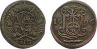 Pfennig 1696 Sachsen-Albertinische Linie Friedrich August I. 1694-1733.... 35,00 EUR  zzgl. 3,50 EUR Versand