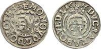 1/24 Taler 1616 Quedlinburg, Abtei Dorothea von Sachsen 1610-1617. sehr... 35,00 EUR  zzgl. 3,50 EUR Versand