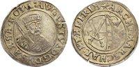 1/4 Taler 1554 Sachsen-Albertinische Linie August 1553-1586. kl. Einriß... 275,00 EUR  zzgl. 3,50 EUR Versand