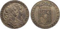 Halfcrown 1689 Großbritannien William und Mary 1688-1694. leichte Präge... 525,00 EUR kostenloser Versand