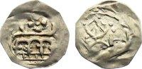 Friesacher Pfennige - unbekannte Münzstätte vor 1190 (?). sehr schön ... 65,00 EUR  zzgl. 3,50 EUR Versand