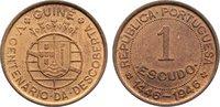 1 Escudo 1946 Guinea-Bissau portugiesische Kolonie bis 1974. vorzüglich... 15,00 EUR  zzgl. 1,00 EUR Versand