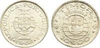 10 Escudos 1964 Timor portugiesische Kolonie bis 1975. vorzüglich-Stemp... 20,00 EUR  zzgl. 3,50 EUR Versand