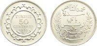 50 Centimes 1334 AH Tunesien Französisches Protektorat 1881-1956. fast ... 25,00 EUR  zzgl. 3,50 EUR Versand