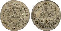 1/6 Taler 1761 Münster, Bistum Sedisvakanz 1761. vorzüglich +  325,00 EUR  zzgl. 3,50 EUR Versand