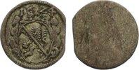 Einseitiger Pfennig 1624 Bamberg, Bistum Johann Georg Fuchs von Dornhei... 95,00 EUR  zzgl. 3,50 EUR Versand