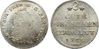 8 Gute Groschen 1760 Pommern-unter schwedischer Besetzung Adolph Friedr... 145,00 EUR  zzgl. 3,50 EUR Versand